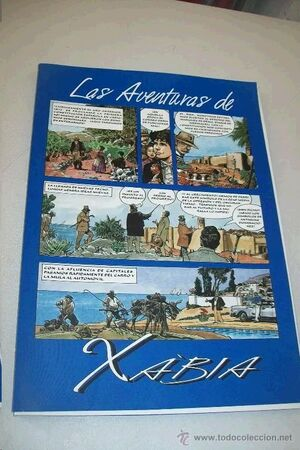 AVENTURES DE XABIA.CARPETA COMPLETA