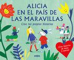 ALICIA EN EL PAIS DE LAS MARAVILLAS. CAJA