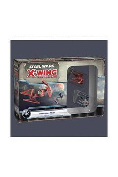 X-WING: ASES IMPERIALES STAR WARS