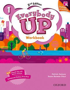 EVERYBODY UP! WORKBOOK WITH ONLINE PRACTICE LEVEL 1 (2ND EDITION)