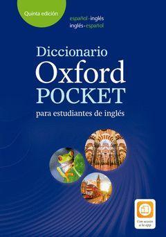 DICCIONARIO OXFORD POCKET PARA ESTUDIANTES DE INGLES. ESPAÑOL-INGLES/INGLES-ESPA