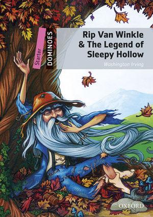 DOMINOES STARTER. RIP VAN WINKLE & THE LEGEND OF THE SLEEPY HOLLOW DIGITAL PACK