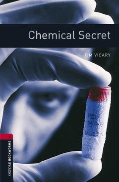 CHEMICAL SECRET (MP3 PK) BOOKWORMS-3