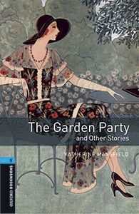 GARDEN PARTY & OTHER STORIES (MP3 PK) BOOKWORMS-5