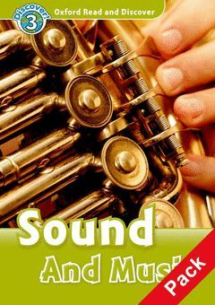 OXFORD READ AND DISCOVER 3. SOUND AND MUSIC AUDIO CD PACK