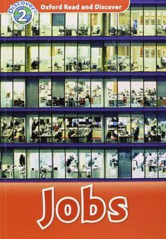 ORD2 JOBS WITH AUDIO CD