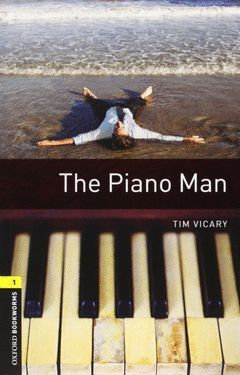THE PIANO MAN WITH AUDIO CD (OBL1)
