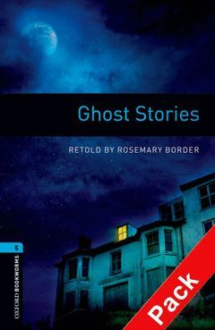 GHOST STORIES CD PK ED 08 - BOOKWORMS 5