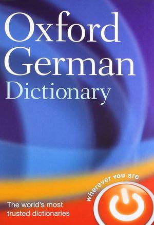GERMAN ENGLISH/ENGLISH GERMAN.OXFORD