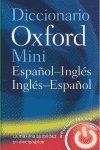 MINI DICCIONARIO INGLES-ESPAÑOL 4 ED REV