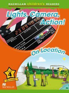 MCHR 4 LIGHTS, CAMERA, ACTION