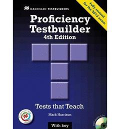 PROFICIENCY TESTBUILDER - TESTS THAT TEACH + CDS A