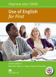 IMPROVE YOUR SKILLS FIRST USE OF ENGLISH-KEY+MPO PACK