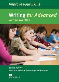 IMPROVE YOUR SKILLS. WRITING FOR ADVANCED (CAE) - STUDENT'S BOOK WITH ANSWERS