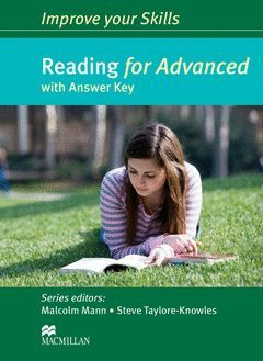IMPROVE YOUR SKILLS. READING FOR ADVANCED (CAE) - STUDENT'S BOOK WITH ANSWERS