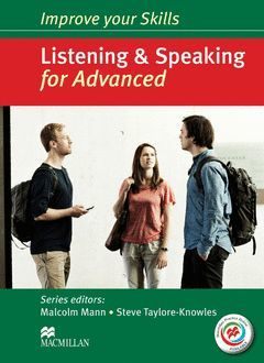 IMPROVE YOUR SKILLS. LISTENING AND SPEAKING FOR ADVANCED (CAE) - STUDENT'S BOOK