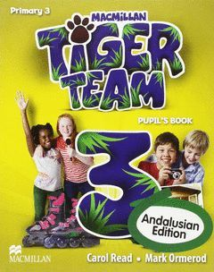 TIGER 3 PUPIL ANDALUCIA