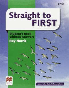 STRAIGHT TO FIRST STUDENT -KEY