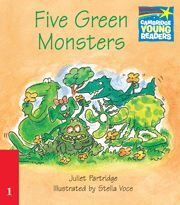 FIVE GREEN MONSTERS ELT EDITION