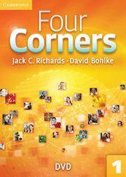 FOUR CORNERS LEVEL 1 DVD