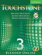 TOUCHSTONE 3 STUDENT 'S BOOK -BLENDED ONLINE-