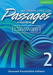 PASSAGES LEVEL 2 CLASSWARE 2ND EDITION