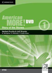 AMERICAN MORE! LEVEL 1 DVD (NTSC)