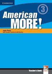 AMERICAN MORE! LEVEL 3 TEACHER'S BOOK