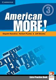 AMERICAN MORE! LEVEL 3 EXTRA PRACTICE BOOK