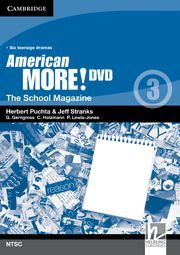 AMERICAN MORE! LEVEL 3 DVD (NTSC)