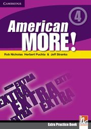 AMERICAN MORE! LEVEL 4 EXTRA PRACTICE BOOK
