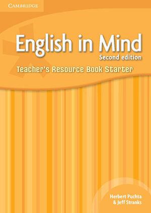 ENGLISH IN MIND STARTER LEVEL TEACHER'S RESOURCE BOOK 2ND EDITION