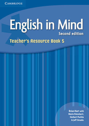 ENGLISH IN MIND LEVEL 5 TEACHER'S RESOURCE BOOK 2ND EDITION