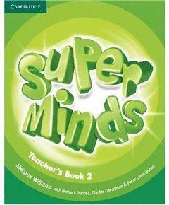 SUPER MIND 2 (TEACHER BOOK)