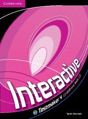 INTERACTIVE LEVEL 4 TESTMAKER CD-ROM AND AUDIO CD 2ND EDITION