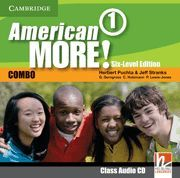 AMERICAN MORE! SIX-LEVEL EDITION LEVEL 1 CLASS AUDIO CD