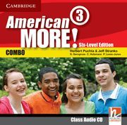 AMERICAN MORE! SIX-LEVEL EDITION LEVEL 3 CLASS AUDIO CD