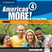 AMERICAN MORE! SIX-LEVEL EDITION LEVEL 4 CLASS AUDIO CD