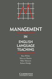MANAGEMENT IN LANGUAGE TEACHING