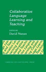 COLLABORATIVE LANGUAGE LEARNING AND TEACHING