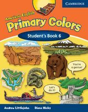 AMERICAN ENGLISH PRIMARY COLORS 6 STUDENT'S BOOK