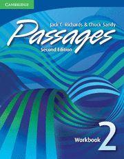 PASSAGES 2 WORKBOOK 2ND EDITION