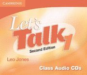 CD.LET´S TALK 1.CLASS AUDIO