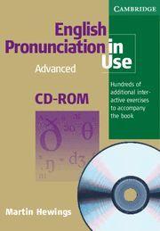 ENGLISH PRONUNCIATION IN USE ADVANCED, CD-ROM