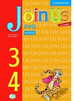 JOIN US FOR ENGLISH LEVELS 3 AND 4 DVD