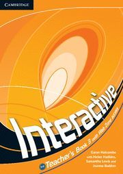 INTERACTIVE LEVEL 3 TEACHER'S BOOK WITH WEB ZONE ACCESS