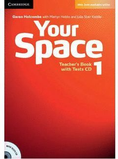 YOUR SPACE 1 TEACHER'S BOOK WITH CD
