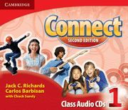 CONNECT LEVEL 1 CLASS AUDIO CDS (2) 2ND EDITION