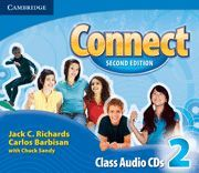 CONNECT LEVEL 2 CLASS AUDIO CDS (2) 2ND EDITION
