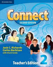 CONNECT LEVEL 2 TEACHER'S EDITION 2ND EDITION